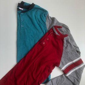Bundle of Long Sleeves